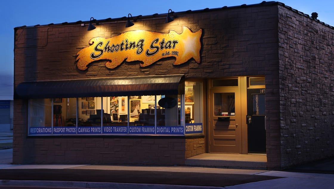 Buzz Shooting Star Move