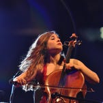 Alisa Weilerstein's Friday performance was highly praised.