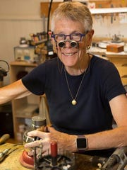 The life and career of artist and jewelry designer Jude Sharp will be the focus of an exhibit put together by the LGBT History Project and coinciding with LGBT History Month. Sharp will also be present at a screening of her oral history video at 6 p.m. on Tuesday, Oct. 11.