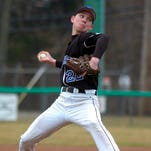 Sophomore David Lundeen figures to play a prominent role for Royal Oak this season as a pitcher/third baseman.