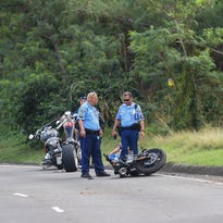 Police identify motorcycle crash victim as Lester Layco