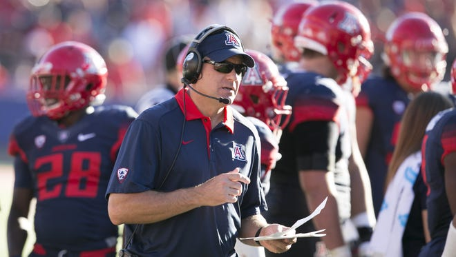 Rich Rodriguez is awaiting word from some top targets.