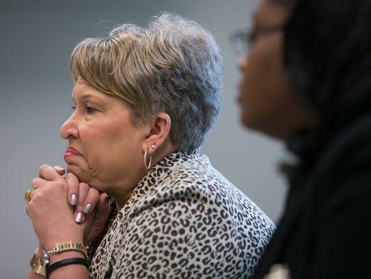 Delaware Secretary of Labor, Dr. Patrice Gilliam-Johnson.
