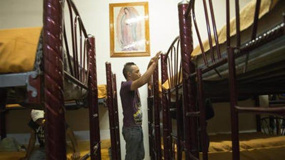 : Milton Isaac Baires Turcios from Honduras at Juan