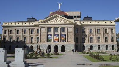 As Arizona's teachers rally, Arizona's legislators consider yet another tax cut.