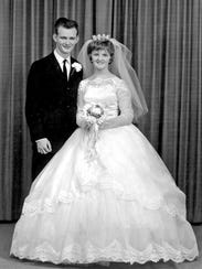 Linda and Brian Livelsberger Sr. were married Feb.