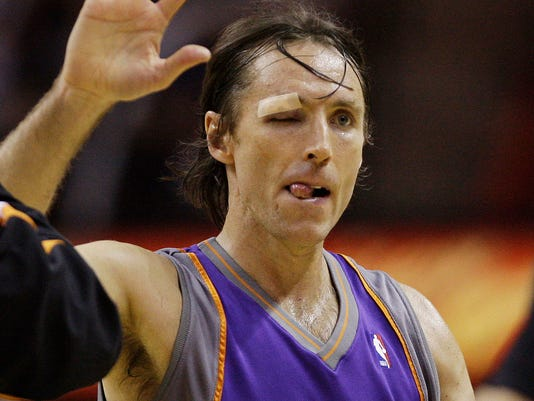 Steve Nash: Injuries allowed him to prepare for retirement