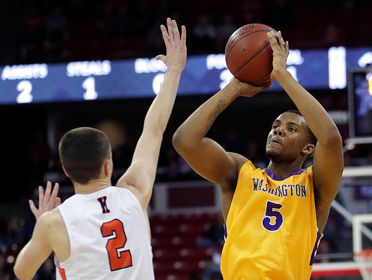 Washington's Deontay Long averaged 29 points a game.