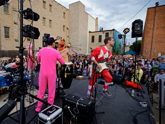 Events such as Mile of Music have helped lure more businesses to Appleton's downtown.