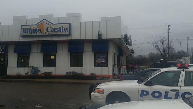 Police responded to a White Castle in Avondale Sunday morning after a man was found shot.