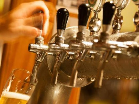 Blue Heron Brew Pub will host Oktoberfest on Saturday.