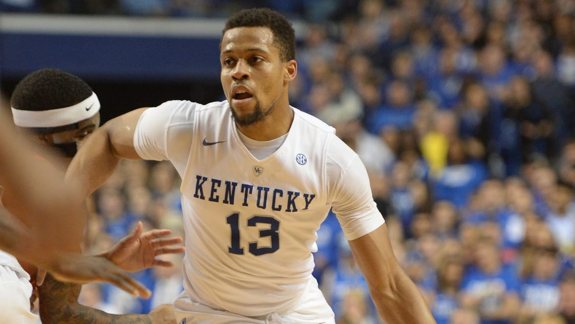 Uk Basketball 2016 17 Hype Video: Kentucky Releases 2016-17 Roster