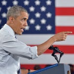 President Barack Obama gives credit for the auto industry turnaround to labor and management.