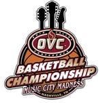 Ohio Valley Conference tournament logo.
