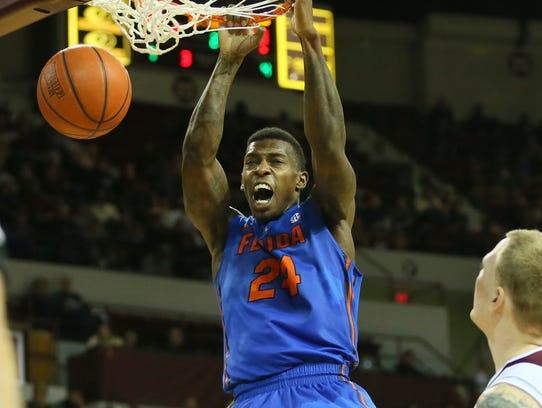 USP NCAA Basketball_ Florida at Mississippi State