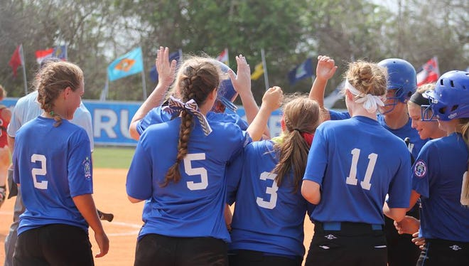 Madison has advanced to the semifinals of the Babe Ruth 16U Softball World Series in Jensen Beach, Fla.