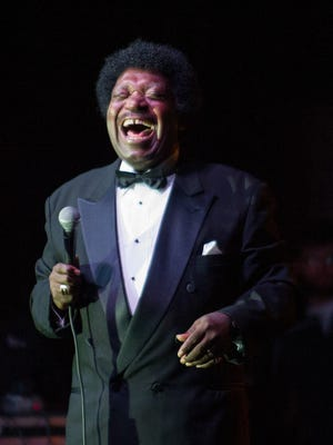 Soul musician Percy Sledge performs at Evangeline Downs Racetrack & Casino in Opelousas, LA, Friday, July 5, 2013. Paul Kieu, The Advertiser