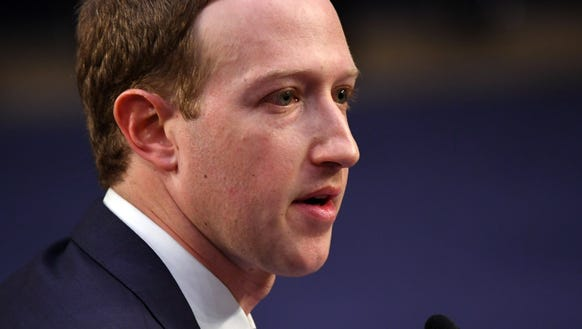 Facebook CEO Mark Zuckerberg faced a tough crowd at his company's annual shareholder meeting.