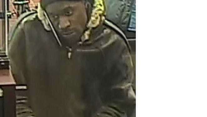 Milwaukee police released a photo of the man who robbed the U.S. Bank, 5526 W. Capitol Drive, Monday, Dec. 18, 2017.