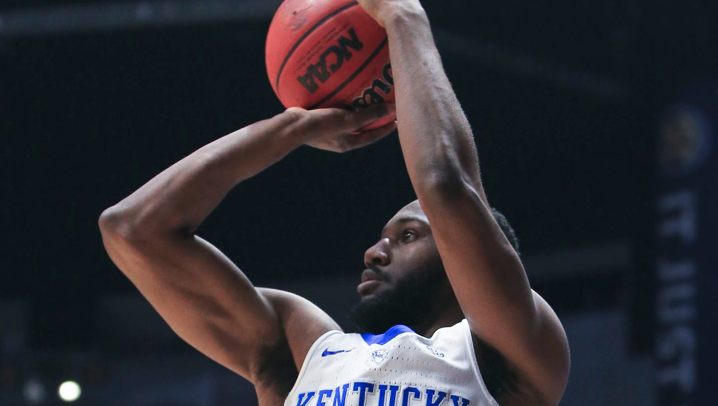 UK basketball's Dominique Hawkins: 'The kid we were blessed to have'