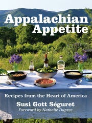 """Appalachian Appetite,"" in stores now."