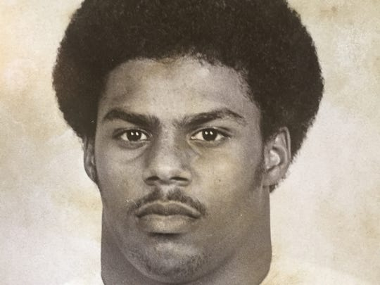 Former Red Bank running back Timmy Johnson in a 1976 photo.