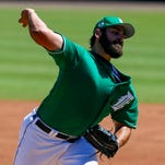 Tigers' Michael Fulmer trying to get grip as spring training continues