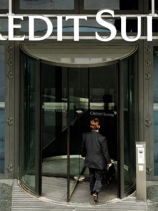 AP Switzerland Earns Credit Suisse