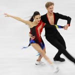Seidel: Injury pops up at worst possible time for Madison Chock