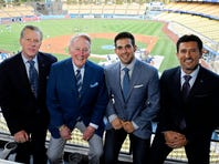 Detroit Tigers, city fit broadcaster Joe Davis. He should come home