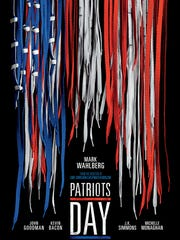 """The poster for """"Patriots Day."""""""