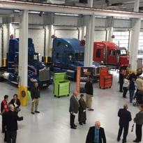 Long haul: NWTC opens new Green Bay transportation center