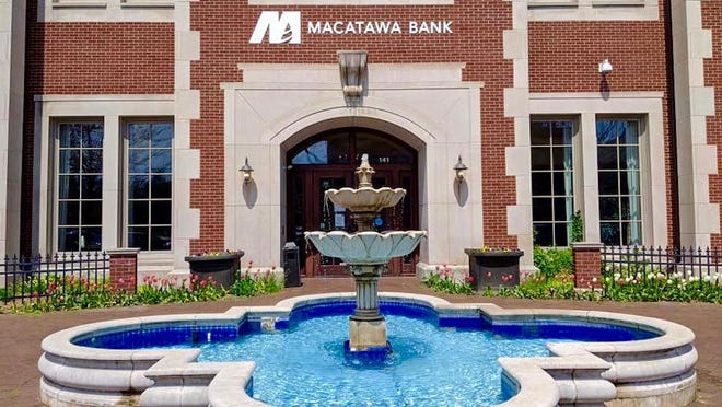 On Thursday, July 23, Macatawa Bank reported a net income of $7.6 million during quarter two, a decrease of $400,000 from the second quarter of 2019.