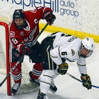 SCSU wins 6-5 in 2nd overtime, clinches home ice
