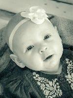 Lainey Jae Riedel, 4 months