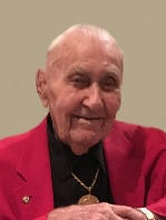 Myron 'Mike' Rathjen, 98