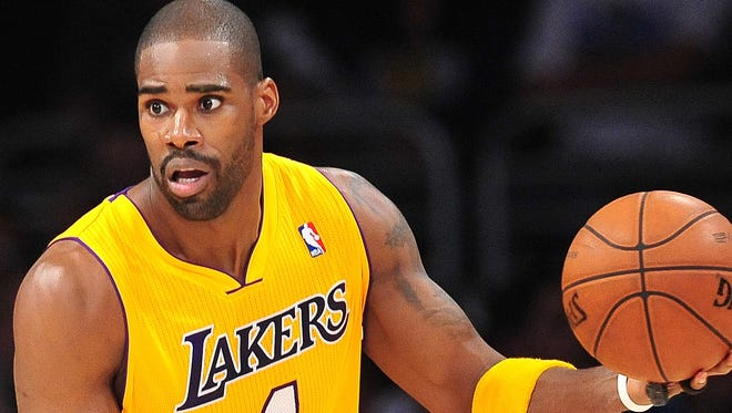Power forward Antawn Jamison (4) has signed with the Los Angeles Clippers.