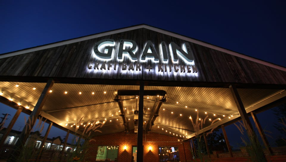 Grain Craft Bar + Grill is set to open this weekend