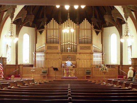 East Nashville's historic Tulip Street Methodist church being sold
