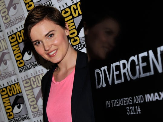 AP 2013 Comic-Con - Diverge