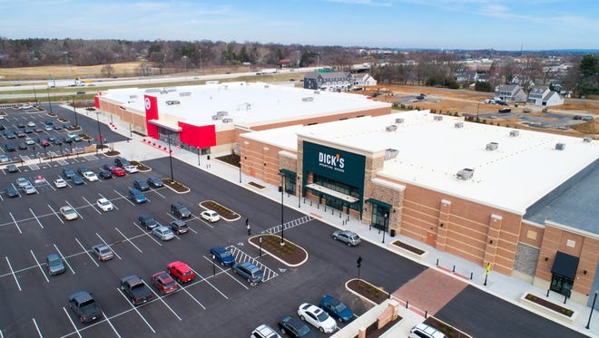 The Shoppes at Belmont campus is massive, with more than 300,000 square feet of space.