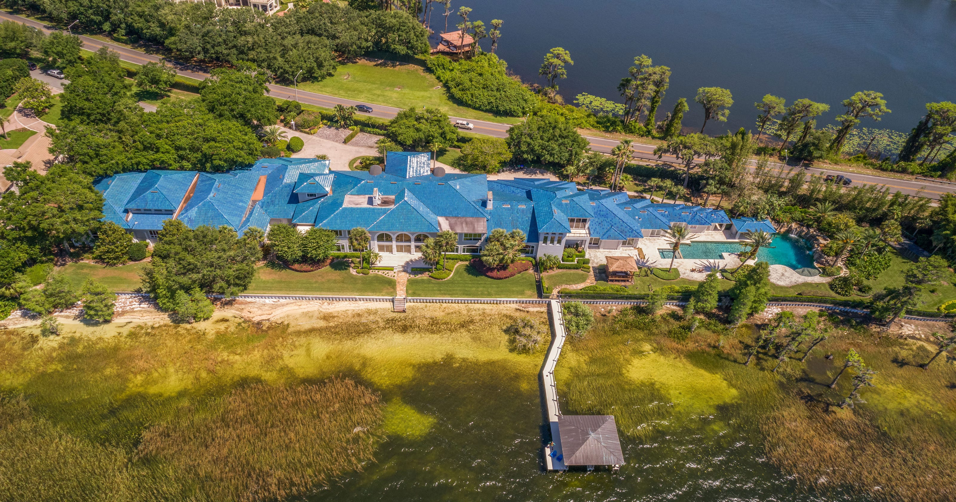 Luxury Homes Shaquille O Neal Has Listed His Florida