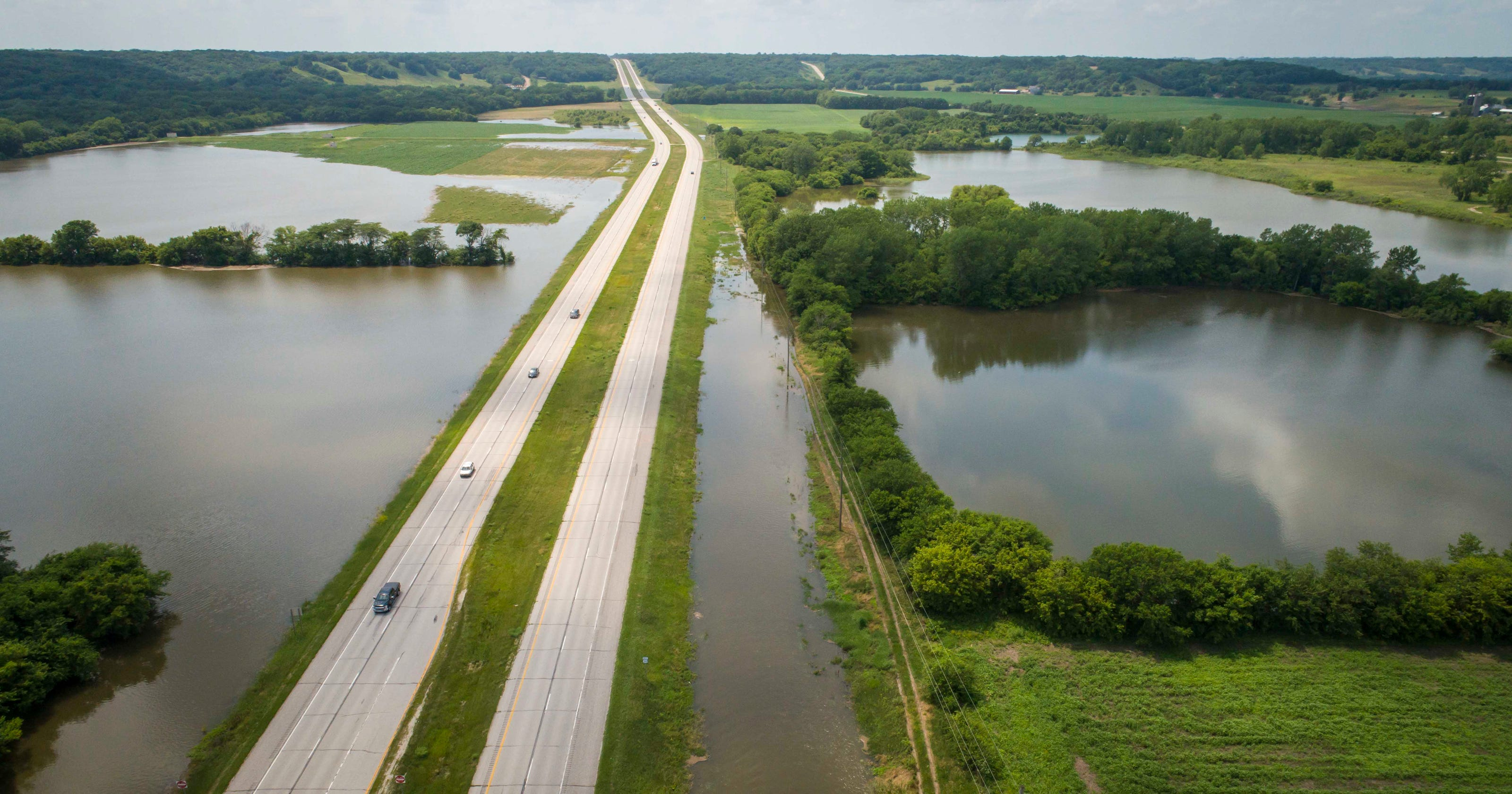Iowa DOT scraps plan to close a portion of Highway 30 near ...