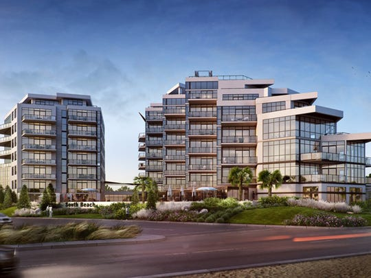 South Beach at Long Branch will have 47 luxury condominiums