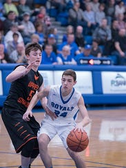 Josh Crall will look to continue the success he found as a freshman with more time on the court.