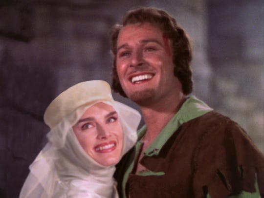 """The Adventures of Robin Hood"" will play at the Elsinore"