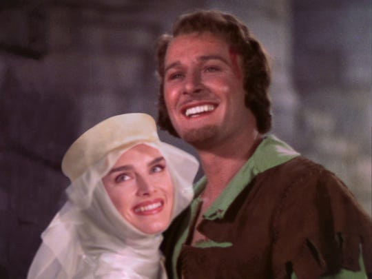 """The Adventures of Robin Hood"" will play at the Elsinore Theatre at 7 p.m. Wednesday, June 20."