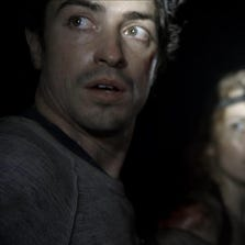 "Ben Feldman stars in a scene from ""As Above, So Below."""