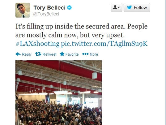 Tory Belleci Twitter