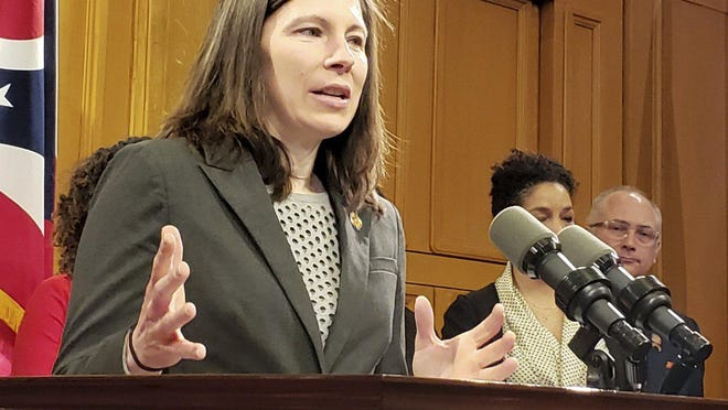 State Rep. Kristin Boggs, a Democrat from Columbus, introduced House Bill 518 in February, which would remove the cap on non-economic damages for victims of sexual violence.